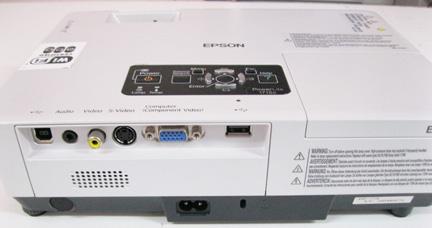 Epson Emp 1715c Projector Lamp